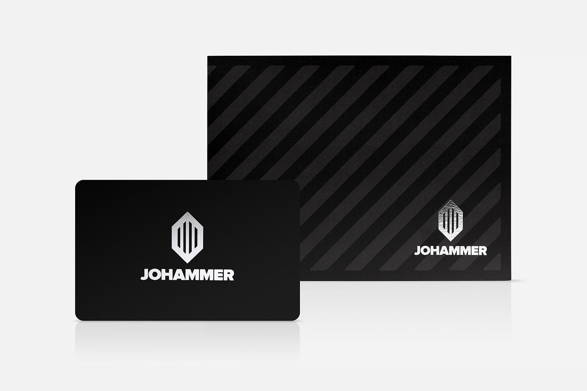 Johammer Voucher: the Perfect Gift Idea | JOHAMMER e-mobility