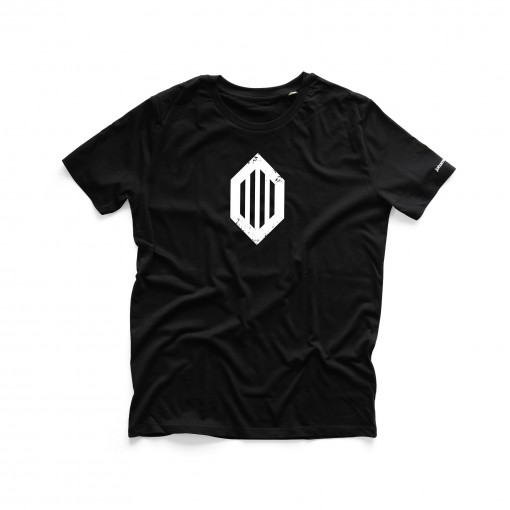 T-Shirts_Dirt-schwarz